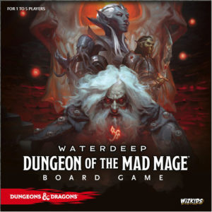 Dungeons & Dragons: Waterdeep - Dungeon of the Mad Mage Board Game