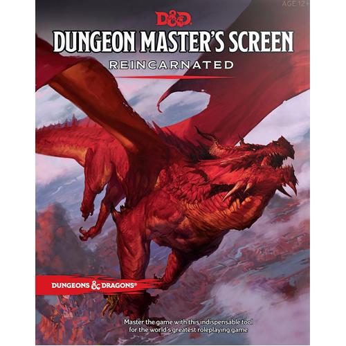 D&D Dungeon Master's Screen Reincarnated (DDN)