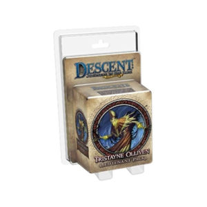 Descent 2nd Ed: Tristayne Olliven Lieutenant Pack