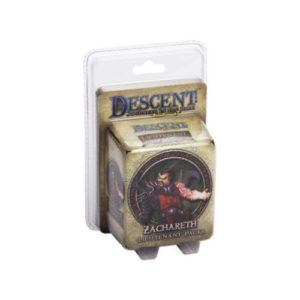 Descent 2nd Ed: Zachareth