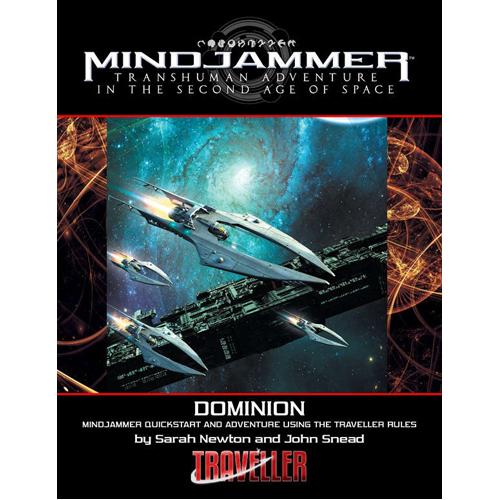 Dominion Quickstart: Mindjammer Traveller Edition RPG