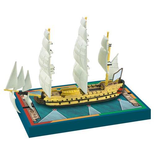 Duc de Duras 1765/ Dauphin 1766: Sails of Glory Ship Pack