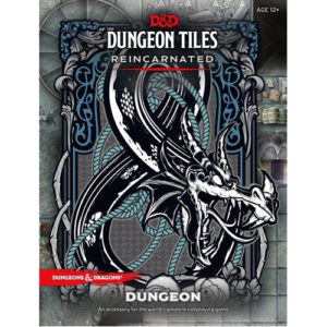 Dungeons & Dragons: Dungeon: Dungeon Tiles Reincarnated (DDN)