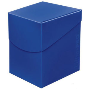Eclipse Deck Box (100) Pacific Blue