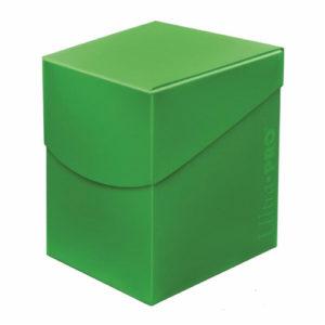 Eclipse Deck Box (100) Lime Green