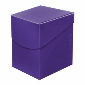 Eclipse Deck Box (100) Purple
