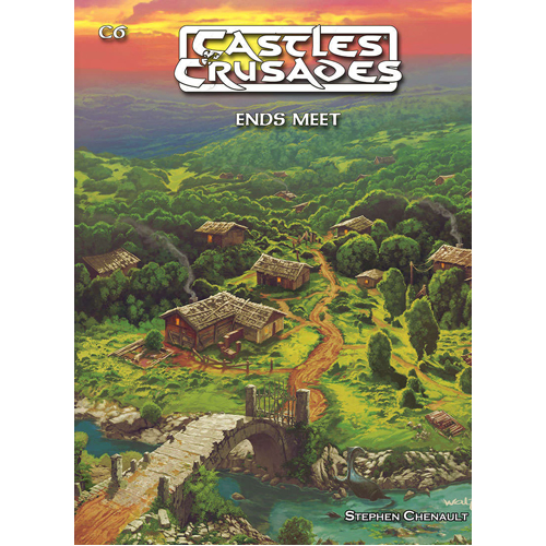 Ends Meet: Castles and Crusades