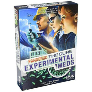 Experimental Meds: Pandemic: The Cure EXP