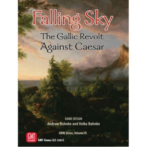 Falling Sky: The Gallic Revolt Second Edition
