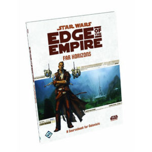 Star Wars: Edge of the Empire RPG - Far Horizons: A Sourcebook for Colonists