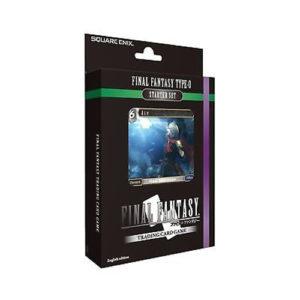 Final Fantasy Type 0 (zero) Starter Set : FF TCG