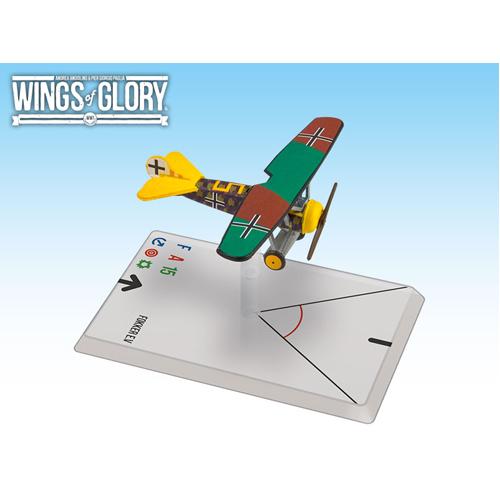 Fokker E.V (Sharon)