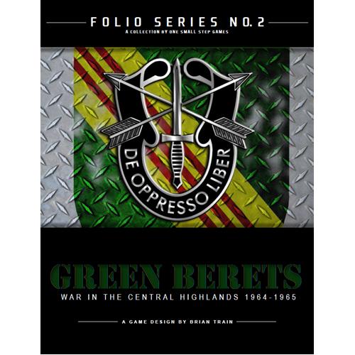 Folio Series No.2 Green Beret