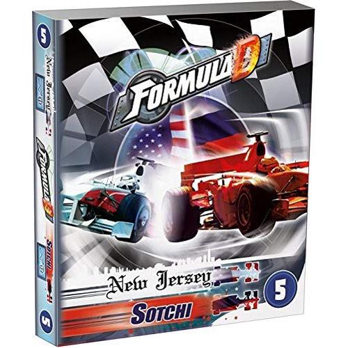 Formula D Exp. 5 New Jersey/Sotchi