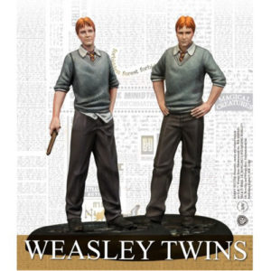 Harry Potter Miniatures Adventure Game: Fred and George Weasley Expansion (HPM)