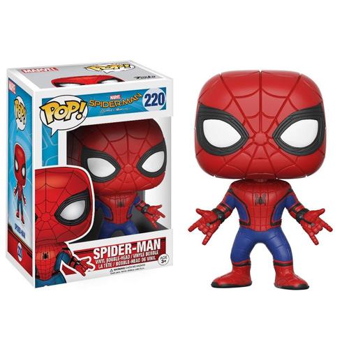 Funko POP Marvel Spider-Man Homecoming Spider-Man