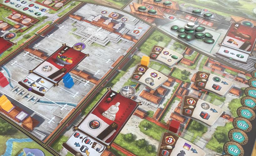 Gùgōng Game Board
