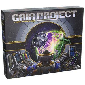 Gaia Project: Terra Mystica