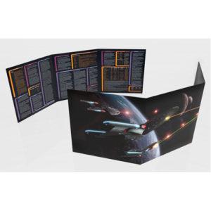 Star Trek Adventures: Gamemaster Screen