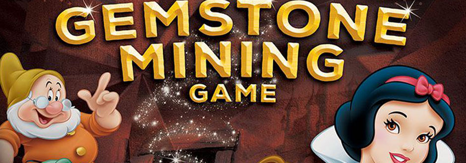 Gemstone Mining Game Review - Snow White and the Seven Dwarfs