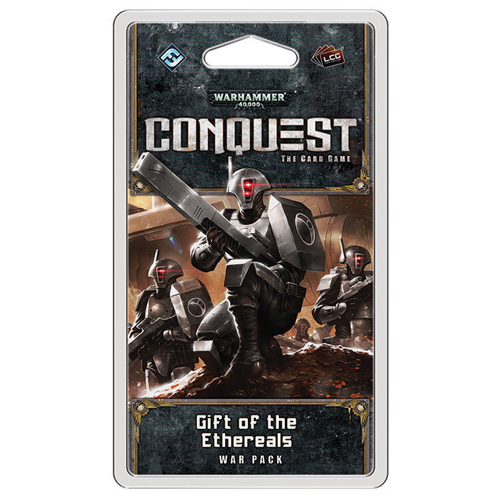 Gift of the Etherals War Pack: Conquest LCG