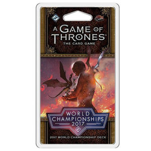 GoT: 2017 Joust World Championship Deck