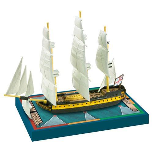 HMS Malta 1800/ HMS Tonnant 1798: Sails of Glory Ship Pack