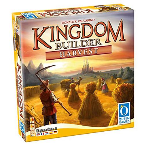 Harvest Exp 4: Kingdom Builder