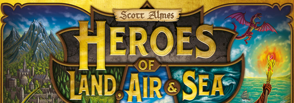 Heroes of Land, Air & Sea Review