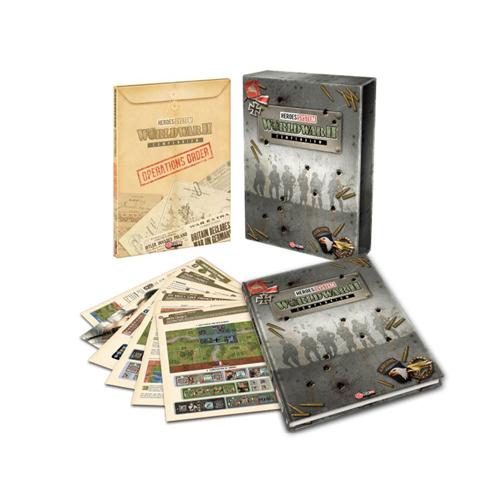 Heroes of Normandie Compendium