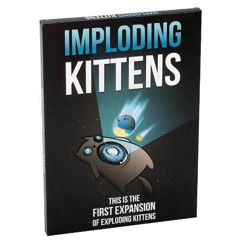 Imploding Kittens: Exploding Kittens Exp