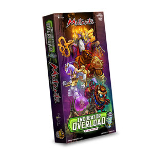 Mutants: Incubator Overload Expansion - Kickstarter Edition