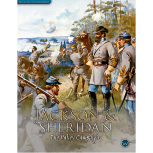 Jackson & Sheridan (Blue & Gray Campaign Series)
