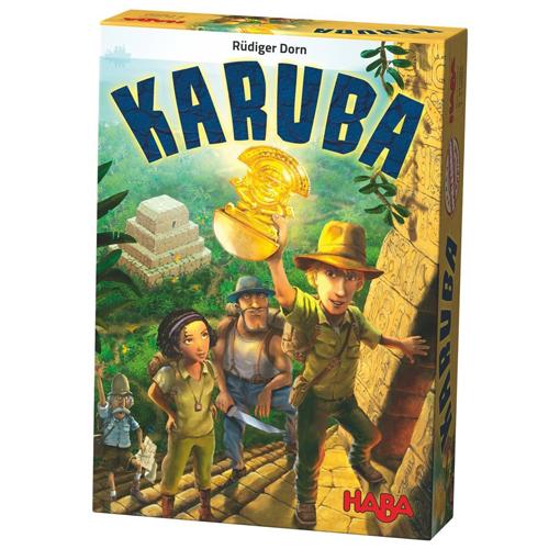 Karuba (The card game)