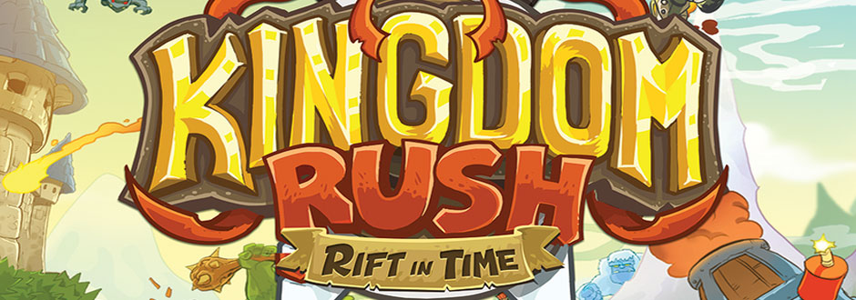 Kingdom Rush: Rift in Time – New to Kickstarter