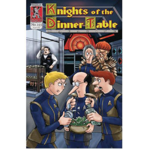 Knights of the Dinner Table Issue # 255