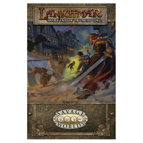 Lankhmar: Savage Tales of the Thieves Guild Limited Edition (Savage Worlds)