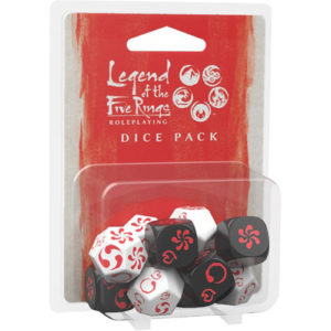 Legend of the Five Rings RPG: Dice Pack