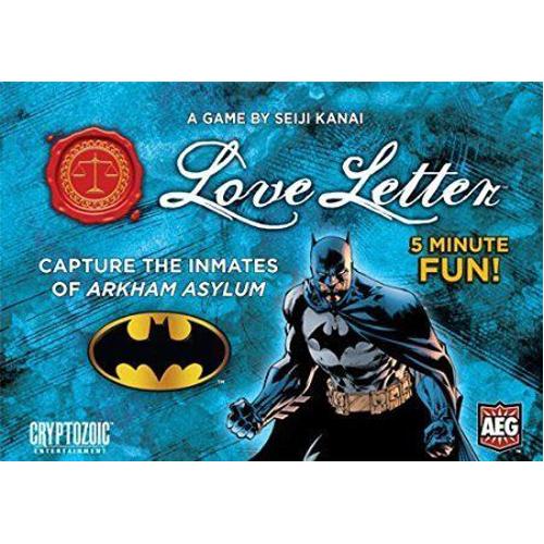 Love Letter: Batman Boxed Edition