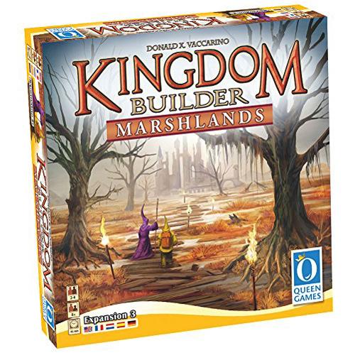 Marshlands Exp 3: Kingdom Builder