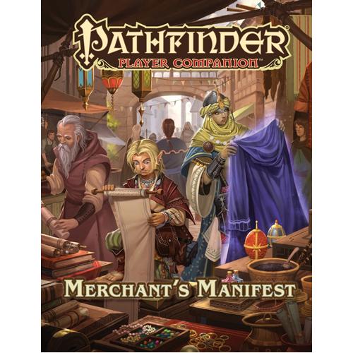 Merchant's Manifest: Player Companion Pathfinder RPG