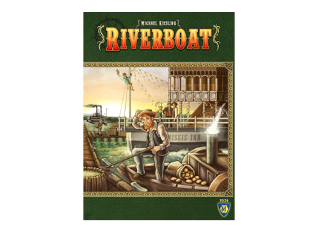 Michael Kiesling Collection - Riverboat