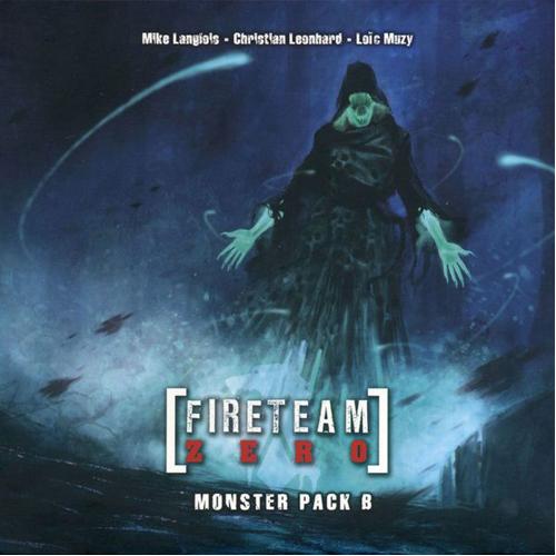 Monster Pack B: Fireteam Zero Expansion
