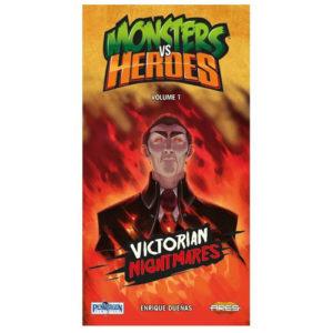 Monsters Vs. Heroes Vol 1: Victorian Nightmares