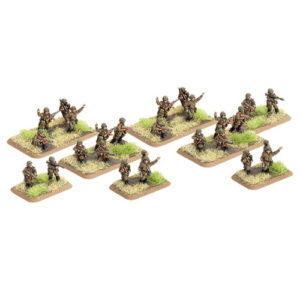 Motor Rifle Platoon (24 figs)