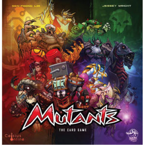 Mutants Base Game - Kickstarter Edition