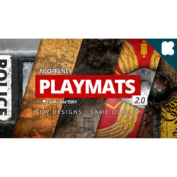Mutants Neoprene Play-Mat