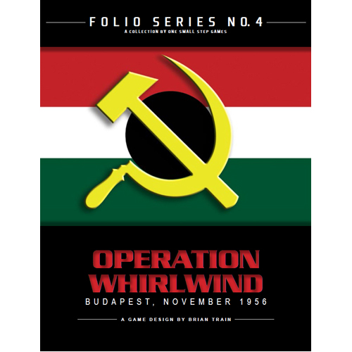OSS1504 Folio Series No.4 Operation Whirlwind