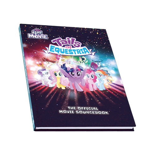 Official Movie Sourcebook Tails of Equestria: My Little Pony (MLP) RPG