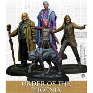 Harry Potter Miniatures Adventure Game: Order of the Phoenix Expansion (HPM)